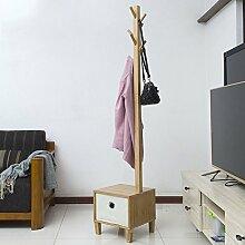 COSS Bambus Garderobe Boden Schlafzimmer moderne minimalistische Kreativität Hanger Klassische Kleiderbügel ( Design : B )