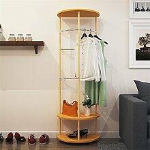 COSS Mantel Racks Boden Kleiderbügel Kleiderständer, kreative Regale Einfache moderne Regale Klassische Kleiderbügel ( Farbe : #11 )