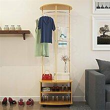 COSS Mantel Racks Boden Kleiderbügel Kleiderständer, kreative Regale Einfache moderne Regale Klassische Kleiderbügel ( Farbe : #22 )