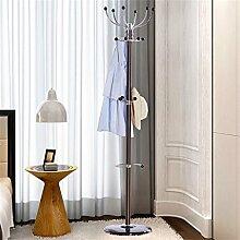 COSS Mantel Racks Landung Einfache Moderne Kleiderbügel Einfache Eisen Hanging Frame Creative Klassische Kleiderbügel ( Farbe : #1 )