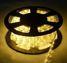 COSTWAY 30M LED Lichterschlauch, Lichtschlauch