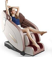 COSTWAY Elektrischer Massagesessel Shiatsu Sessel