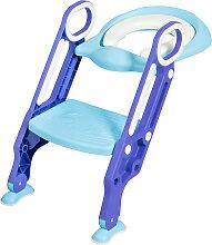 Costway Kinder Toilettensitz höhenverstellbar