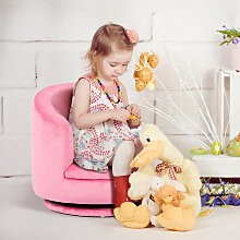 Costway Kindersessel Kindercouch Kindersofa