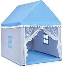 Costway Kinderzelt Spielhaus Kinderspielhaus