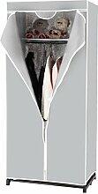 COSTWAY Kleiderschrank Stoffschrank Textilschrank