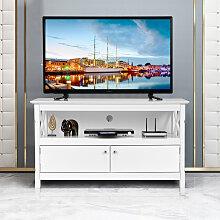 Costway TV-Kommode für Fernseher TV Schrank