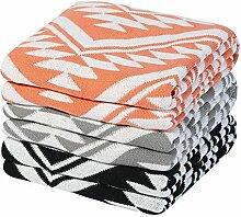 CosyHouse Überwurf Decke für Stuhl Bett oder