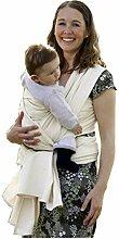 Cotonea Baby Tragetuch Bio Baumwolle IVN Best