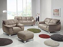 Cotta C083400 W103 Dunja, Garnitur, 3 und 2 Sitzer