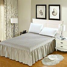 Cotton Bed Rock Bettdecke Bett Abdeckung Single Verdickung Plus Baumwollbettwäsche Bett Covers ( farbe : # 3 , größe : 120*200cm )