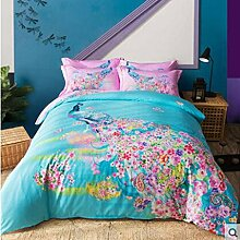 Cotton bedding sets, bedspreads, quilt cover, European and American style books sets