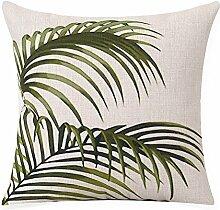 cotton pillow cushion,between the model sofa decoration pillowcase-F 53x53cm(21x21inch)VersionB
