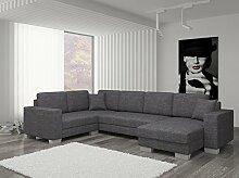 Couch Couchgarnitur Sofa Polsterecke MC 11 U