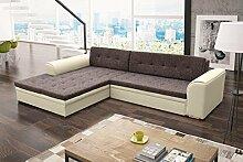 Couch Couchgarnitur Sofa Polsterecke Sorento