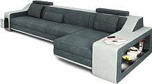 Couch Sofalandschaft BERLIN III Wohnlandschaft