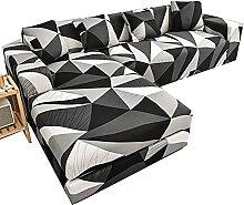 Couchbezug L Form 1/2/3/4 Sitzer, L-förmiges