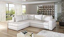 Couchgarnitur CAMINO Couch Sofa Sofagarnitur Polsterecke Wohnlandschaft Schlaffunktion