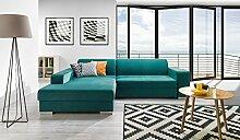 Couchgarnitur Couch COMO Sofa Polsterecke