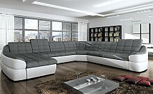 Couchgarnitur INFINITY XL U Sofa mit