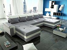 Couchgarnitur OPTI mit Schlaffunktion und