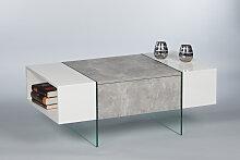 Couchtisch 16719 Wohnzimmertisch Tisch Beton /