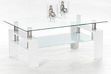 Couchtisch 16776 Wohnzimmertisch Tisch Glastisch
