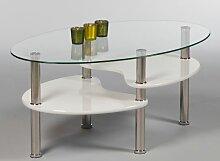 Couchtisch 16778 Wohnzimmertisch Tisch Glastisch