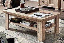 Couchtisch 18296 Wohnzimmertisch Tisch Eiche hell