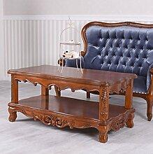 Couchtisch Antik Tisch Mahagoni Wohnzimmertisch