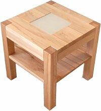 Couchtisch Holztisch Beistelltisch Kernbuche