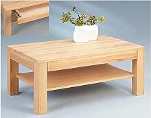 Couchtisch - JORGE - Tisch inkl. Schublade