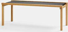 Couchtisch Löffler WB 120 x 45 x 45 cm Eiche