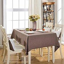 Couchtisch Quadratisch Tischdecke/Der Stil Des Haushalts Baumwolle Tischdecke/Die Vintage Tischdecke-D 60x60cm(24x24inch)