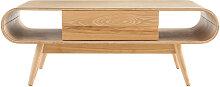 Couchtisch skandinavisches Design Holz naturell