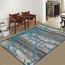 Couchtisch Sofa Wohnzimmer Teppich Abstrakt Teppich 80 x 150 cm ( größe : 80 × 150cm )