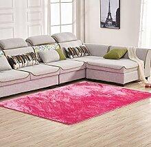 Couchtisch Wohnzimmer Schlafzimmer Nachttisch Teppiche/ Europäische Mode Teppich-E 160x200cm(63x79inch)