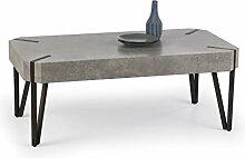 Couchtisch Wohnzimmertisch Tisch Betonoptik Stein
