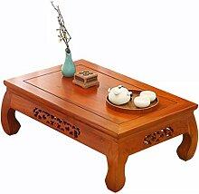 Couchtische Niedriger Tisch Aus Massivem Holz