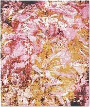 Country Garden Teppich in Rosa von Knots Rugs