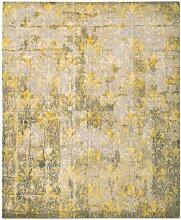 Cover Teppich in Gelb von Knots Rugs