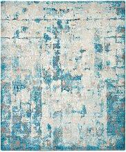 Cover Teppich in Kobaltblau von Knots Rugs