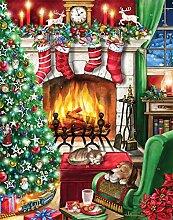 Cozy Christmas Adventskalender (Countdown bis