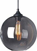 Cozyle Glas Pendelleuchte Vintage Industrial Ball