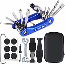 COZYROOMY Multi-Tool Fahrrad Reparatur Set -