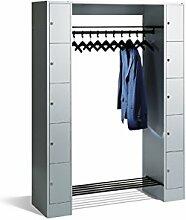 CP 80710-00 Garderobe 10fächer K7035/T7035