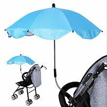 CPCATAbnehmbarer Kinderwagen Regenschirm