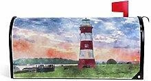 CPYang Kunstmalerei Strand Leuchtturm