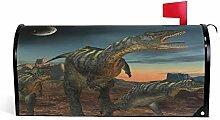 CPYang Vintage Animal Dinosaurier Mond Stern