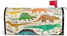 CPYang Vintage Bunte Dinosaurier